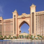 Atlantis the palm building