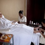 Atlantis the palm hotel SPA salon