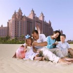 Atlantis the palm hotel family