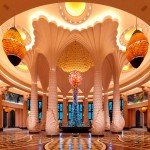 Atlantis the palm hotel hall