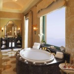 Atlantis the palm hotel jacuzzi