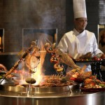 Atlantis the palm hotel meals