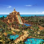 Atlantis the palm hotel park