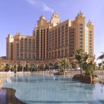 Atlantis the palm hotel pool