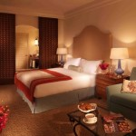 Atlantis the palm hotel room photo
