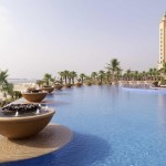 Atlantis the palm pool view