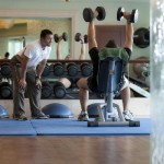 Atlantis the palm sport gym