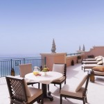 Atlantis the palm terrace view