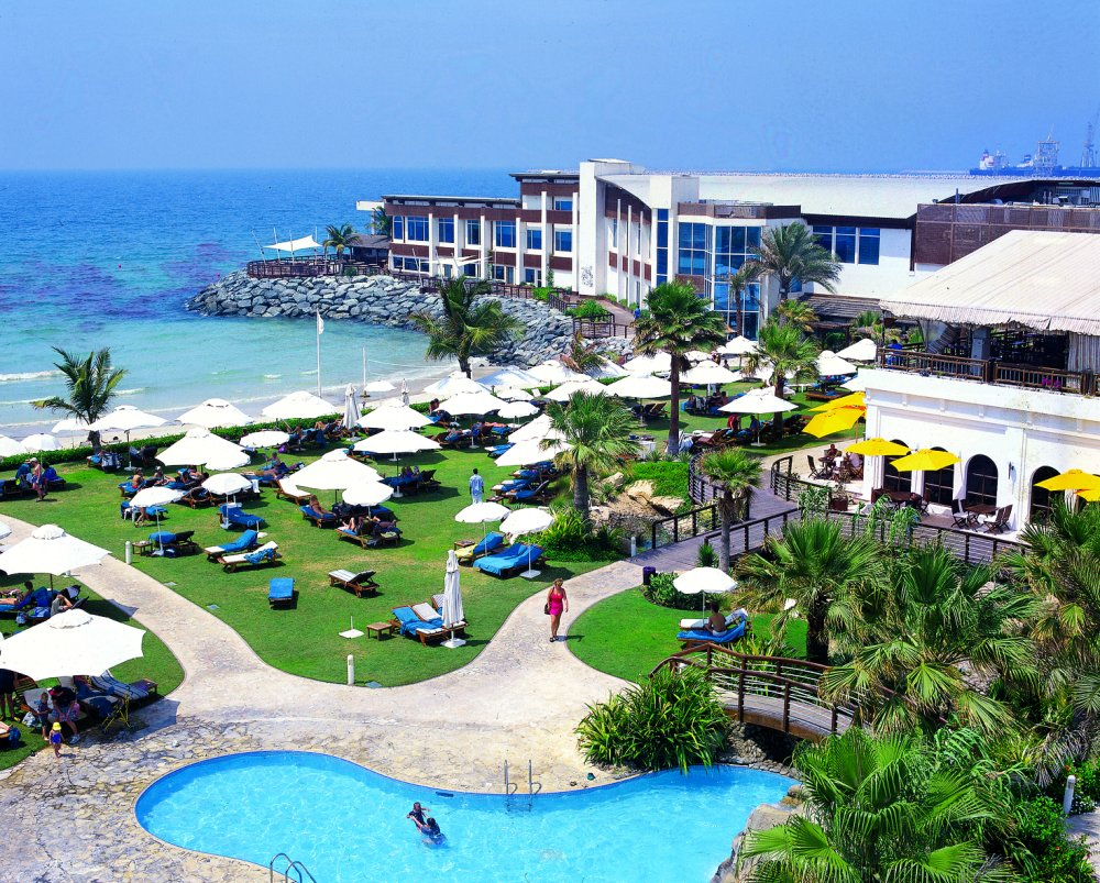 Dubai Marine Beach Hotel Resort And Spa