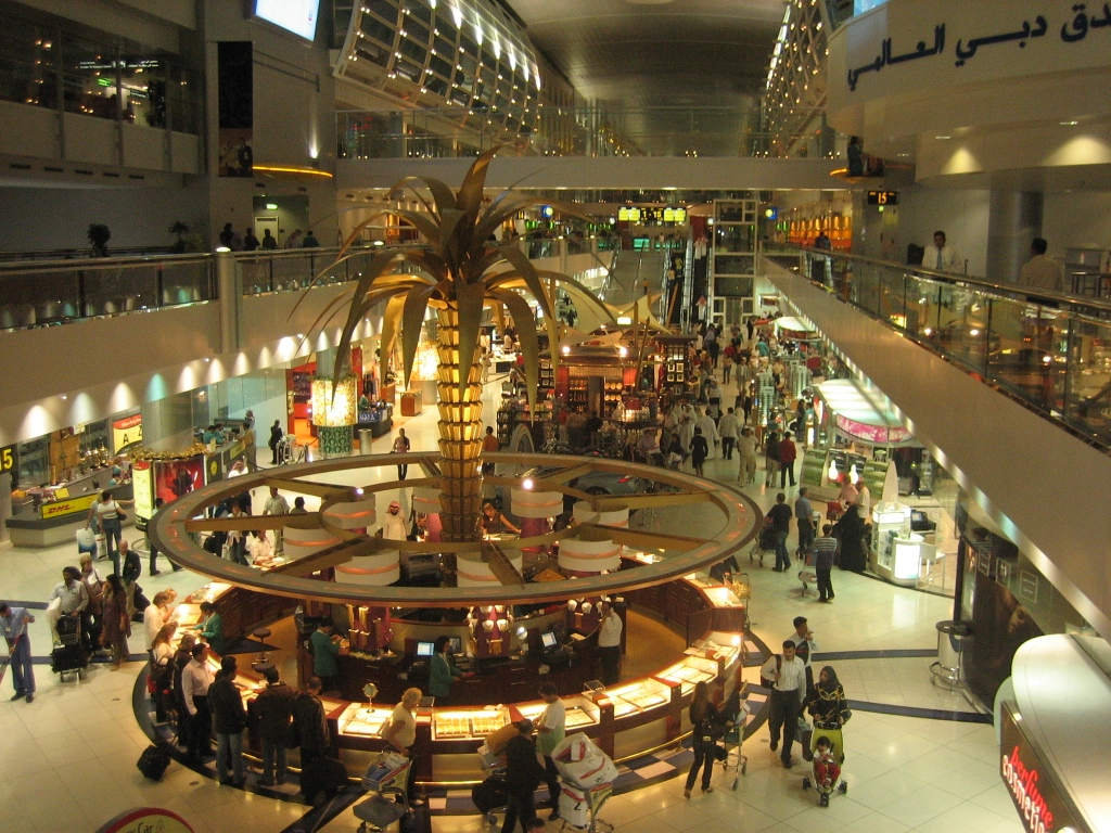 dubai duty free mobile