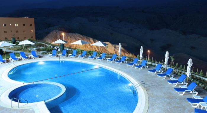 Golden tulip khatt spring resort & spa 5* hotel