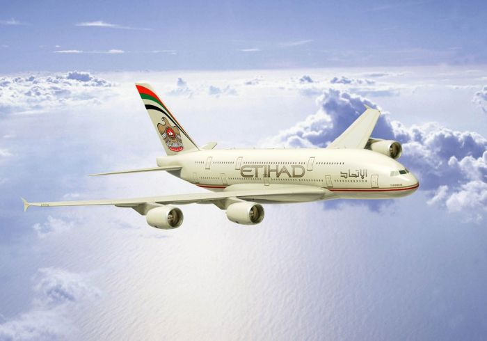 A380 Etihad Airways UAE
