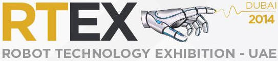 RTEX Robot Technology Exhibition 2014 Dubai