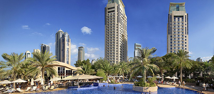 Отель Habtoor Grand Resort