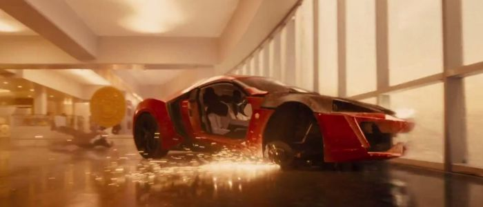 Lykan Hypersport Furious 7
