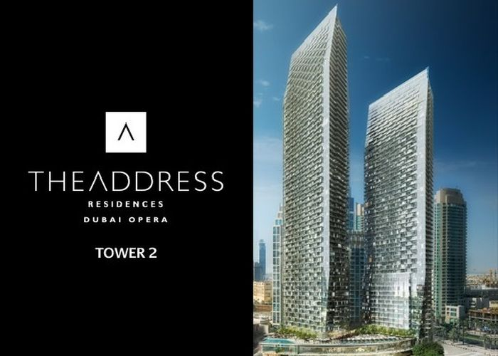 Башня The Address Residences Tower II
