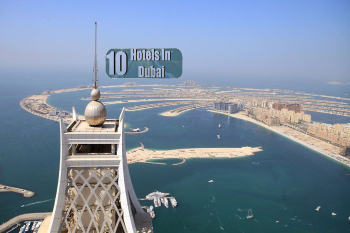 10 for Top hotels in dubai 2016