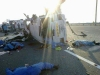 Emirates Road Accident
