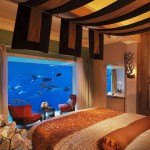 Atlantis the palm hotel lost chamber's suite