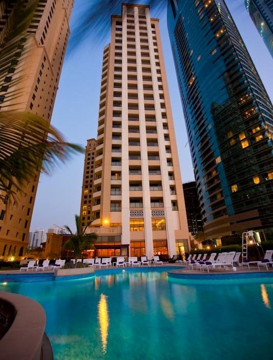 Hotel Movenpick Dubai Jumeirah Beach