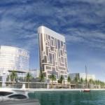 строительство The Pad в Дубае