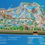 Wild wadi park map
