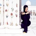 фотосессия Рианны в Абу-Даби ОАЭ