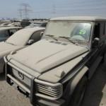Проблема Дубая - брошенные автомобили