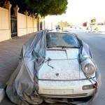 в Дубае бросают спортивные автомобили