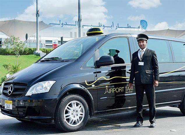такси из аэропорта дубай в абу даби