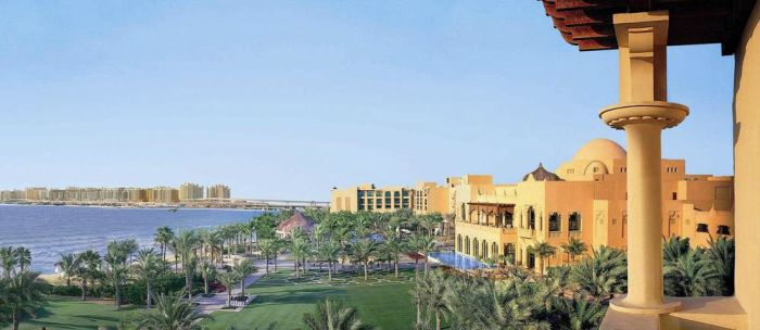 Отель One & Only Royal Mirage Dubai