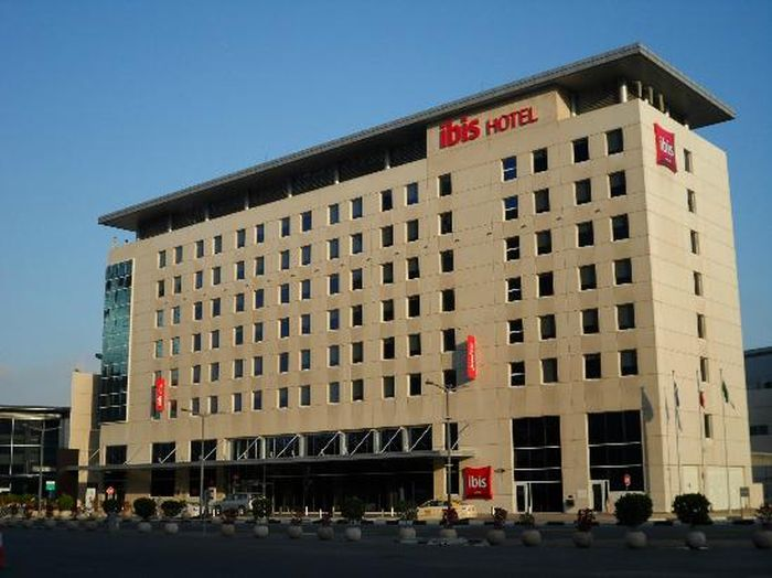 Отель Ibis Dubai World Trade Centre
