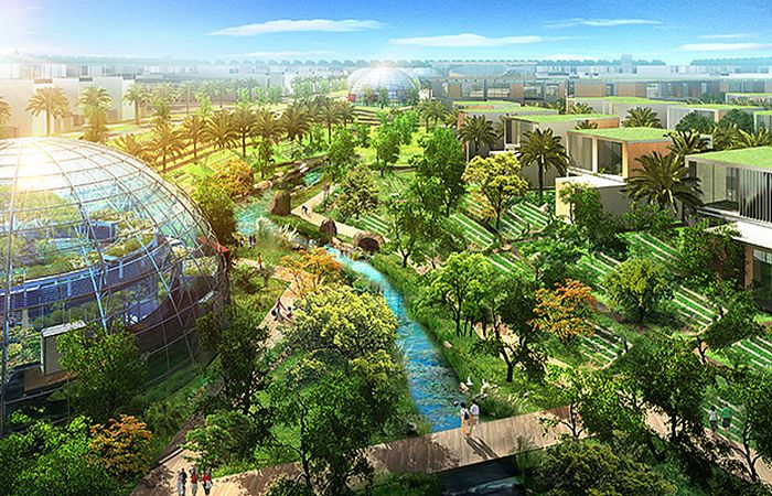 Dubai Sustainable City