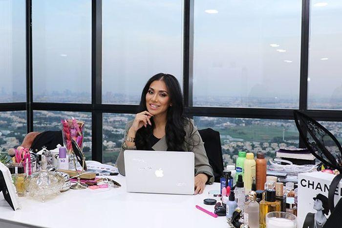Блогерша из ОАЭ вошла в список самых богатых женщин Forbes