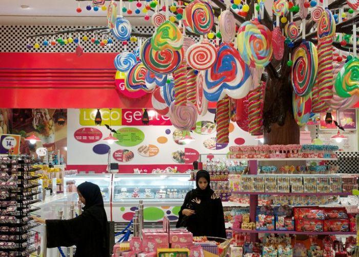 население Эмиратов употребляет сахар и сладости больше всех в мире
