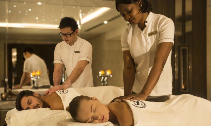 SPA-центр в Дубае предлагает особые услуги для влюбленных пар
