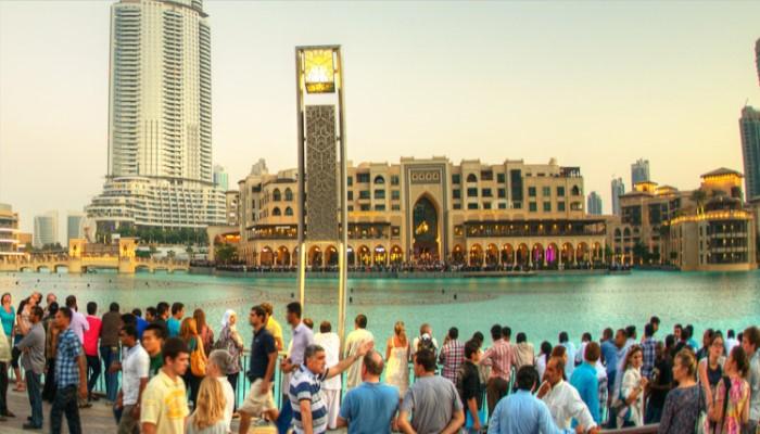 В 2018 году население Дубая превысило 3,1 миллиона человек
