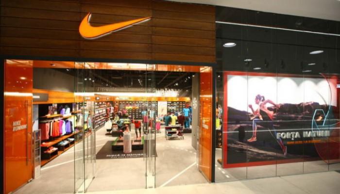Огромный магазин Nike открывается в Дубае
