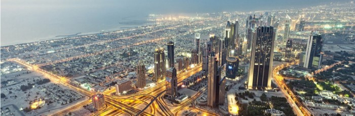 прирост населения эмирата Дубай