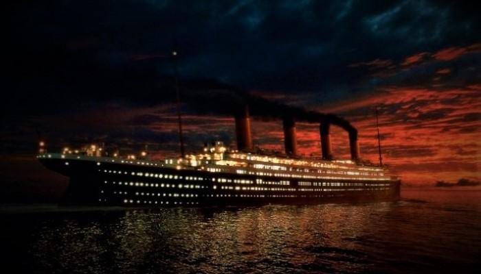 Новый Титаник отправиться в плаванье из Дубая