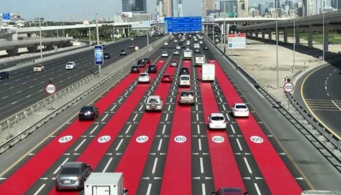 Новые ограничения по скорости на дорогах Абу-Даби вступают в силу с 2 декабря