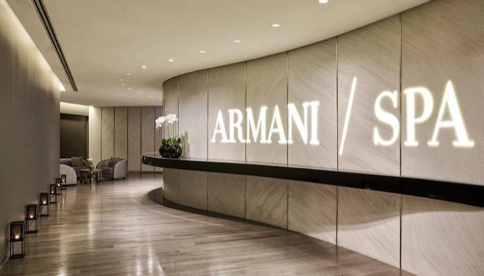 Armani SPA Hotel Dubai