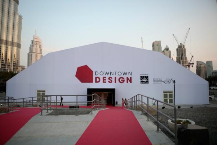 выставка Downtown Design Dubai 2018