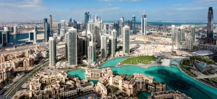 Дубай был и остается привлекательным местом для проживания миллионеров