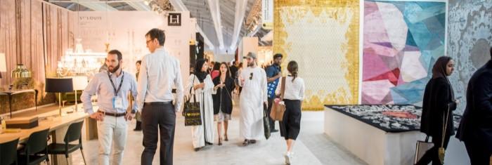 Неделя дизайна в Дубае