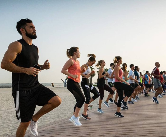 фитнес и спорт в Дубае