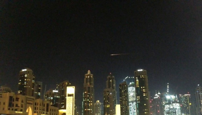 В декабре ожидается метеоритный дождь над территорией ОАЭ