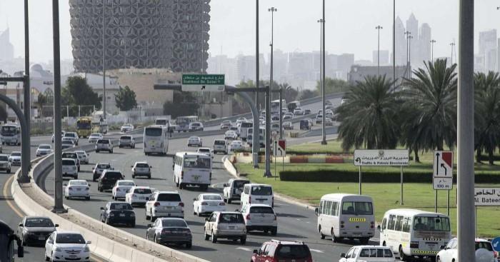 Новые поправки по скоростным ограничениям в Абу-Даби