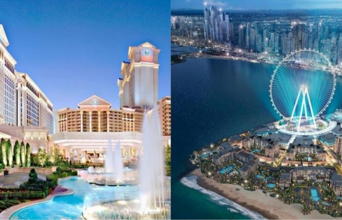Отель Caesars Palace откроется в Дубае в ноябре 2018