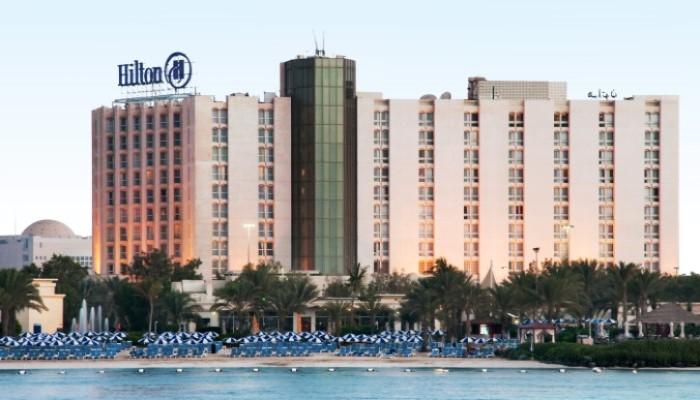 Отель Hilton Abu Dhabi меняет свое название